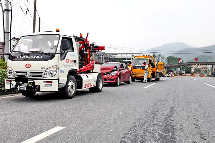 高速公路事故救援